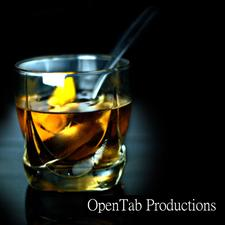 Open Tab Productions logo