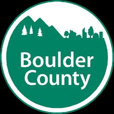 Resource Conservation, Boulder County logo