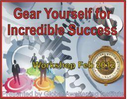 Gear Yourself for Incredible Success - Feb2012