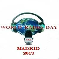 World Radio Day Madrid 2013