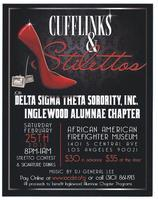 INGLEWOOD ALUMNAE CHAPTER presents CUFFLINKS &...