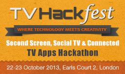 TV Hackfest London 2013 - Hackathon