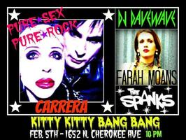 KKBB Presents: Carrera, The Spanks, Farah Moans, and DJ...