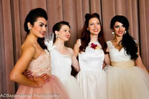 Vintage Glamour Bridal Show - Pasadena Sheraton