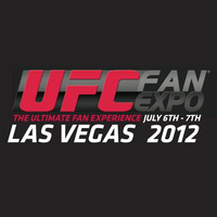 UFC FAN EXPO LAS VEGAS 2012