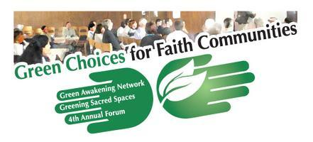 Green Choices for Faith Communities - Green Awakening...