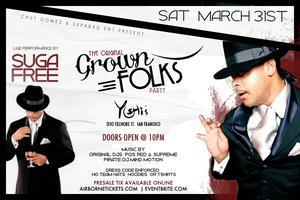 The Original Grown Folks Party
