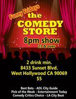 Funny Fridays at The Comedy Store
