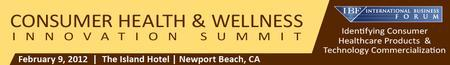 Consumer Health & Wellness Innovation Summit