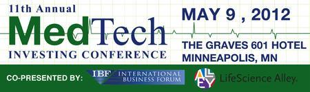 11th Annual MedTech Investing Conference