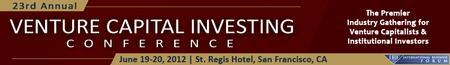 23nd Annual Venture Capital Investing Conference