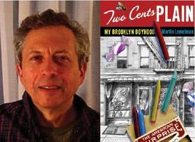 Lecture: Martin Lemelman on TWO CENTS PLAIN: MY...