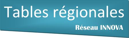 Table régionale en stratégie et innovation - Hiver...