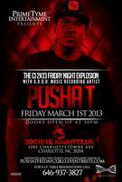 PUSHA T Live Friday, March 1 @ SOCIETE