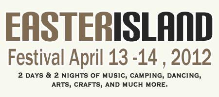 Easter Island Festival 2012 - April 13 - 14