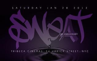 Sweat Party XIV:  2nd Anniversary Event