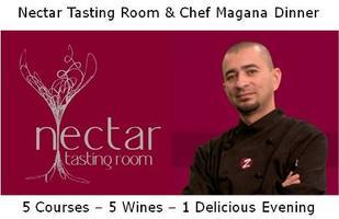 Nectar Wine Dinner with Chef Magana