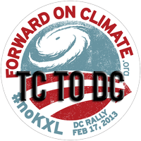Forward On Climate Rally: TC to DC