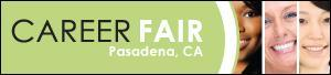 Pasadena, CA Career Fair