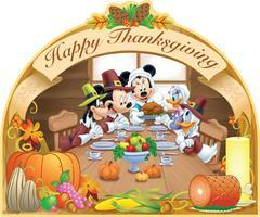 A Magical Thanksgiving at Disney