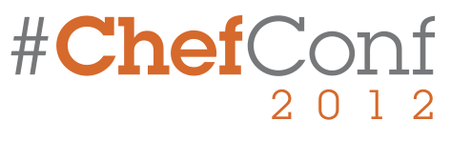 #ChefConf 2012
