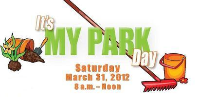 IT'S MY PARK DAY! Spring 2012