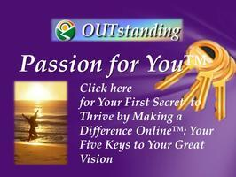 OUTstanding Passionate Vision for You: Secret One
