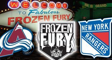 Priority Waitlist for Party Bus to Frozen Fury-Las...