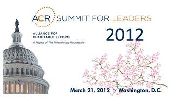 Alliance for Charitable Reform's Summit for Leaders