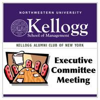 Executive Committee Meeting May 2012