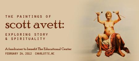 The Paintings of Scott Avett:   Exploring Story &...