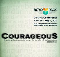 BCYD District Conference 2013