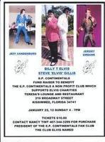 Elvis Fundraiser Show