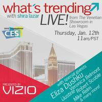 What's Trending Live From CES!