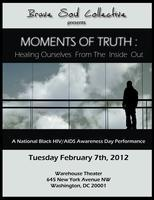 BSC presents Moments Of Truth: Healing Ourselves From...