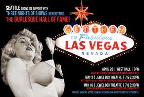 Fringe and Feathers ~ A Burlesque Hall Of Fame Legends...