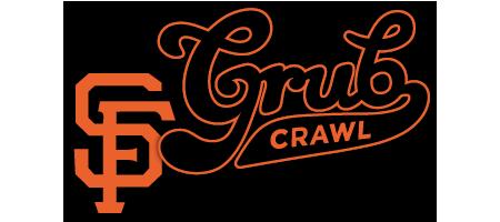 "GrubCrawl.com - ""Grubbing like an S.F. Giant!"""