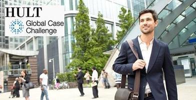 Career Fair - Hult Global Case Challenge, Europe