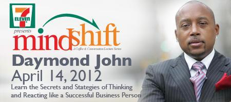 7-Eleven presents: MindShift with Daymond John