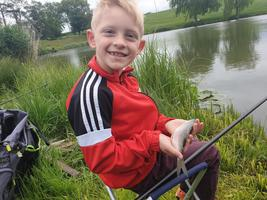 Free Let's Fish! - Stoke-On-Trent - Learn to Fish...