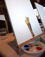 Open Studio - Johnny Carino's 2-15-12