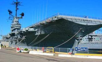 USS HORNET - PARANORMAL LECTURE - PARAPSYCHOLOGIST...