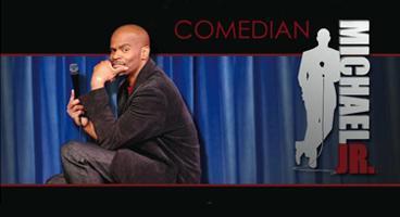 Comedian Michael Jr.