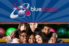 Bluefusion Fun Center logo