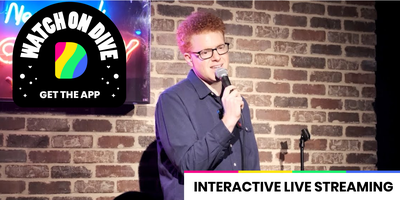 Freddy G - Standup Comedian - Dive App (VIRTUAL EVENT)...