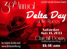 39th Annual Delta Day at the Races