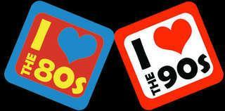 I Love The 80s & 90s Party Returns 1/21!