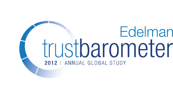 2012 Trust Barometer with Edelman