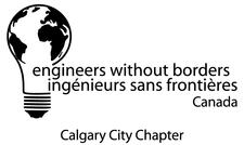 Engineers Without Borders - Calgary City Chapter logo