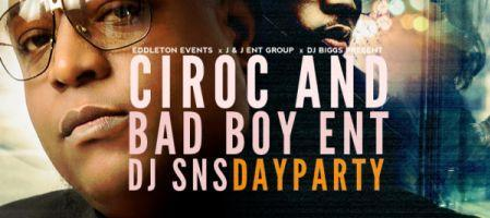 2012 Day Party with Bad Boy Ent DJ SNS @The Breakfast...